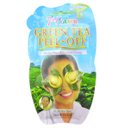7th Heaven Green Tea Peel Off Face Mask 10ml