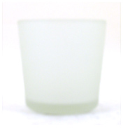 Prices Basic Frosted Votive Holder Clear