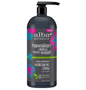 Hawaiian Volcanic Clay Detox Body Wash 946ml