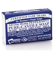 Dr Bronner's Organic Soap Bar- Almond