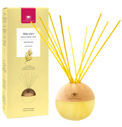Cristalinas Sphere Reed Diffuser 180ml GOLDEN…
