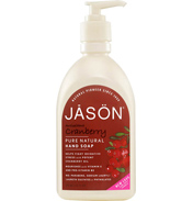 Jason Cranberry Satin Body Wash Pump 900ml