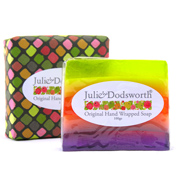 Julie Dodsworth Smokey Joe Soap 100g