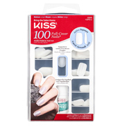 Kiss Active Square 100 Full Cover Nails