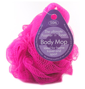 Opal Body Mop in Pink