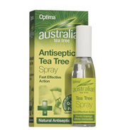 Optima Australian Antiseptic Tea Tree Spray