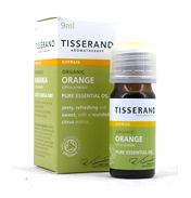 Tisserand Orange Pure Essential Oil 9ml