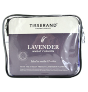 Tisserand Organic Lavender Wheat Cushion